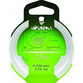 Gunki Fluorocarbone ICE