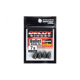 Plomb Balle BULLET DS-5 DECOY