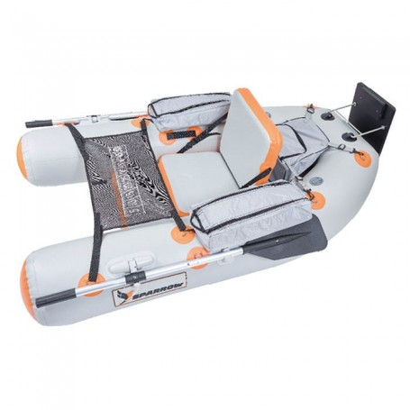 Float Tube - EXPEDITION 180 gris