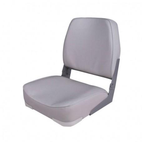 Siège de barque confort repliable gris PM