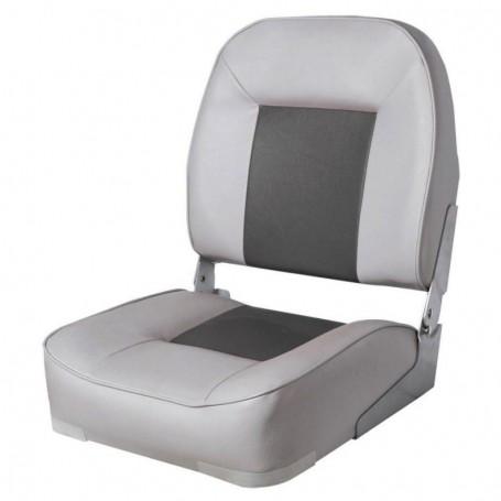 Siège de barque confort repliable Gris/Anthracite MM